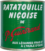 METAL ratatouille nicoise 2650ml