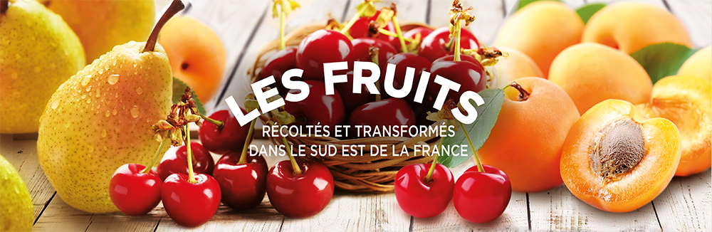 Les fruits