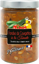 fondue de courgettess a la tomate 580ml