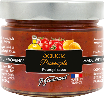 sauce provencale 314ml large